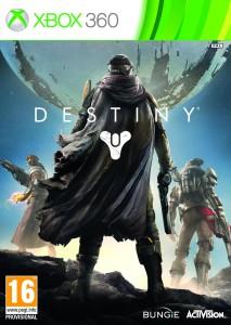 Фото коробки игры destiny
