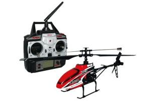 Фото вертолета на радиоуправлении
