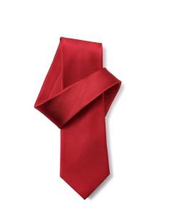 Фото красного галстука