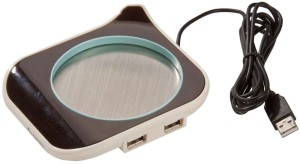 Фото подогревателя для кружки USB