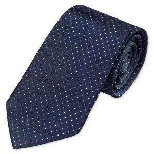 Фото галстука в мелкий горошек