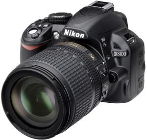 Фото зеркального фотоаппарата никон