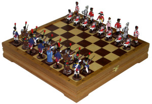 Фото военных шахмат