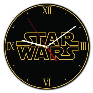 Фото настенных часов star wars