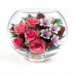 Фото цветов в вазе