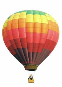 Фото повітряної кулі