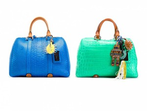 Фото двух сумочек
