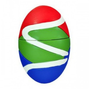 Фото флешки в форме яйца