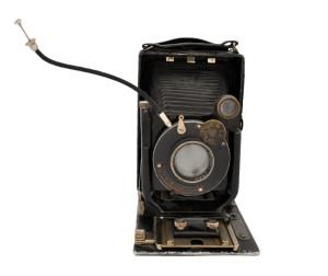 Фото ретро-фотоаппарата