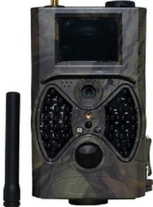 Фото инфракрасной камеры для охоты