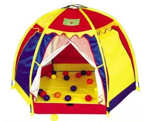 Фото детской палатки-домика