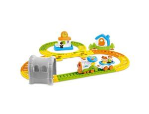 Фото игрушечной железной дороги