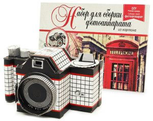 Набор для сборки фотоаппарата