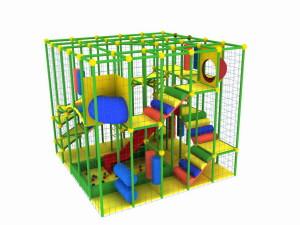Фото детской игровой комнаты в ТЦ