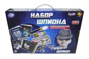 Фото набора шпиона