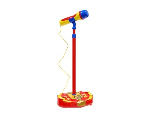 Фото детского микрофона на стойке