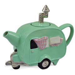 Фото чайника в виде дома на колесах