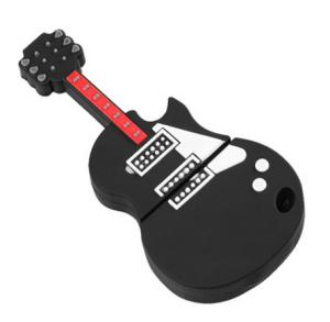 Фото флешки в виде гитары