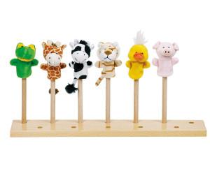 Фото игрушек для пальчикового театра