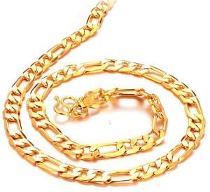 Фото золотой цепочки