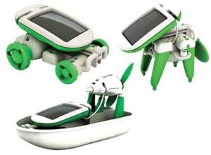 Фото игрушек на солнечных батареях