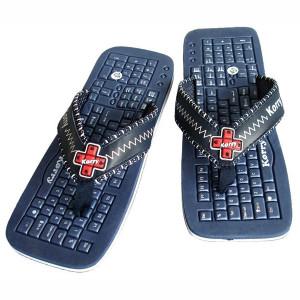 Фото массажных сланцев в виде клавиатуры