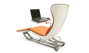 Фото кресла-столика для ноутбука