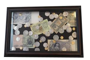 Фото рамки с деньгами
