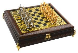 Фото подарочных шахмат