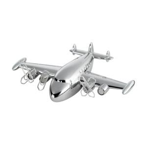 Фото подставки для скрепок в виде самолета