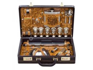 Фото подарочного набора в чемодане