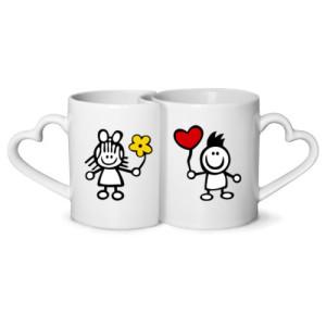 Фото чашек для двоих