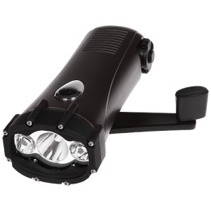 Фото вечного фонарика с зарядкой для телефона