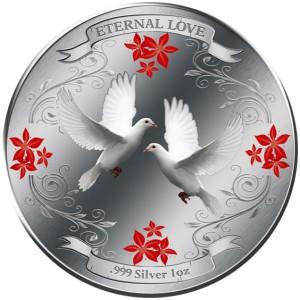 Фото декоративной монеты