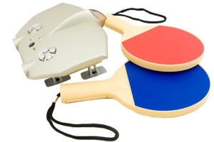 Фото ракеток для виртуального настольного тениса