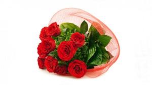 Фото букета роз