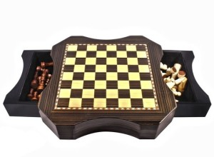 Фото деревянных шахмат