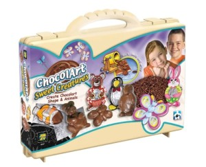 Фото чемоданчика со сладостями
