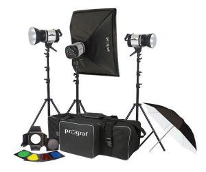 Фото професійного фото-обладнання