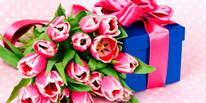 Подарок маме на марта