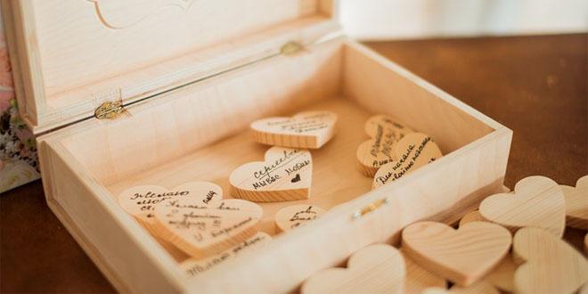 Фото подарка на деревянную свадьбу
