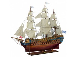 Фото модели парусника