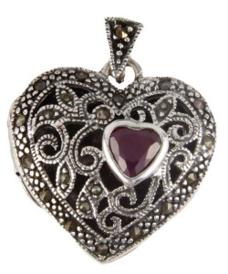 Фото украшения в форме сердца
