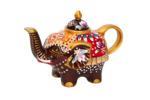 Фото чайника в виде слона