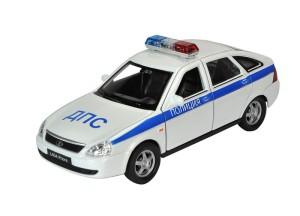 Фото игрушечной машины ДПС