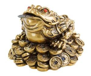 Фото денежной жабы