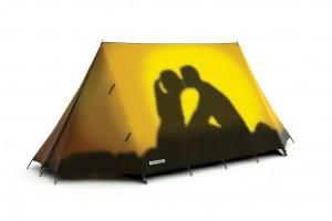 Дизайнерская палатка