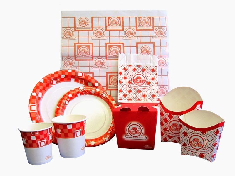 Листовые бумажные полотенца для кухни