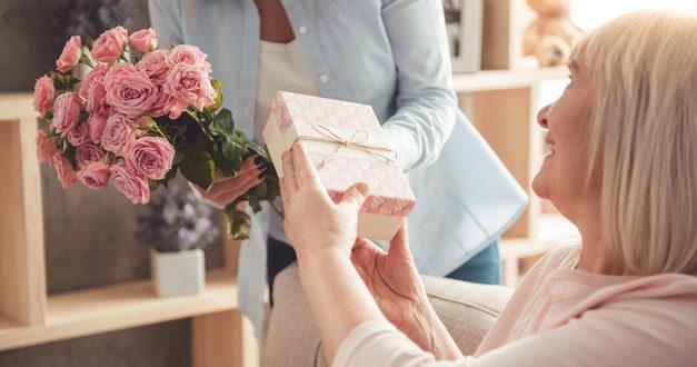 Подарки на день бабушки